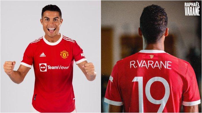 Punya Ronaldo dan Varane, David de Gea Merasa Lebih Nyaman di Bawah Mistar Gawang Manchester United