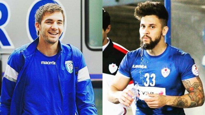 2 Pilar Arema FC Robert Lima dan Pavel Diisukan Didepak, Ini Pemain yang Disebut sebagai Pengganti