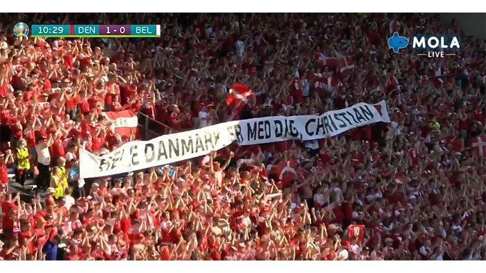 Update Skor Denmark Vs Belgia, Bintang Manchester City Bawa Timnya Come Back 1-2, Streaming Mola TV