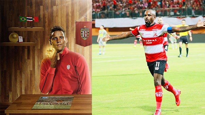 Jelang Penutupan Bursa Transfer Liga 1 2021: Rumor Greg ke Persib, Bali United Rekrut Eber Bessa