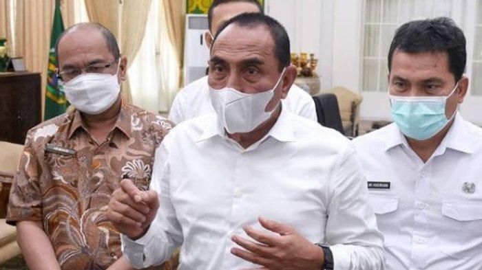 Kata Gubernur Sumut Edy Rahmayadi soal Proyek Geothermal yang Tewaskan 5 Orang: Nanti Salah Jadinya