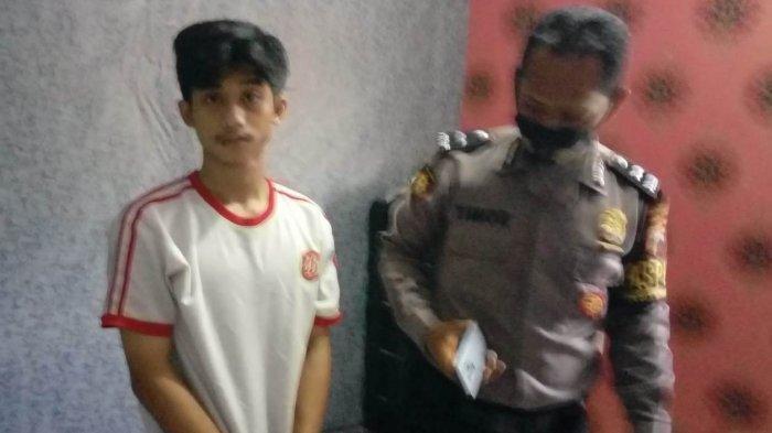 Terduga pelaku pembunuhan tehadap Silvi Ayu Nugraha (22), wanita asal Ngliron, Randublatung, Blora, yang hamil 8 bulan. Terduga pelaku adalah kekasih korban bernama Agung Dwi Saputro (18) warga Gebang, Banjarsari, Kota Surakarta.