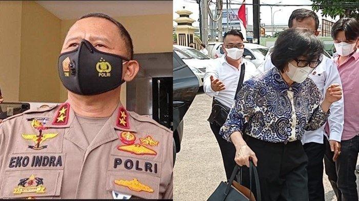 Ditipu Dana Rp 2 T Keluarga Akidi Tio, Kapolda Sumsel Minta Maaf: Kelemahan Saya sebagai Manusia