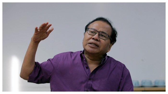 Ngaku Ditawari Jadi Ketum Demokrat seusai Hengkang dari Kabinet Jokowi, Rizal Ramli: SBY Teman Saya