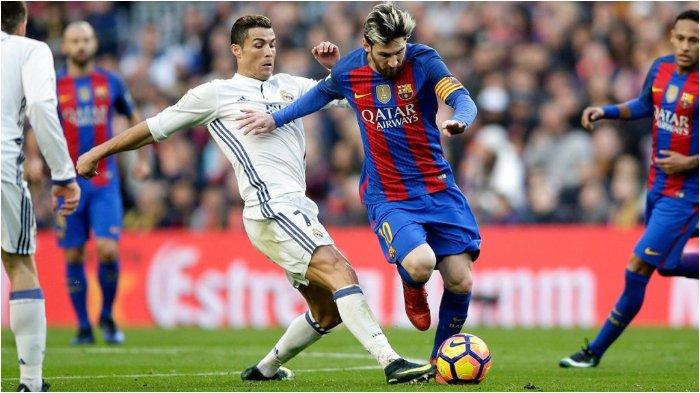 LIVE STREAMING EL CLASICO, Real Madrid vs Barcelona, Zidane Anggap El Clasico Bukan Penghalang