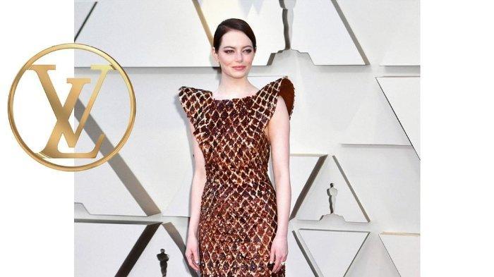 Deretan Gaun Terbaik di Penghargaan Oscar 2019, dari Emma Stone hingga Lady Gaga