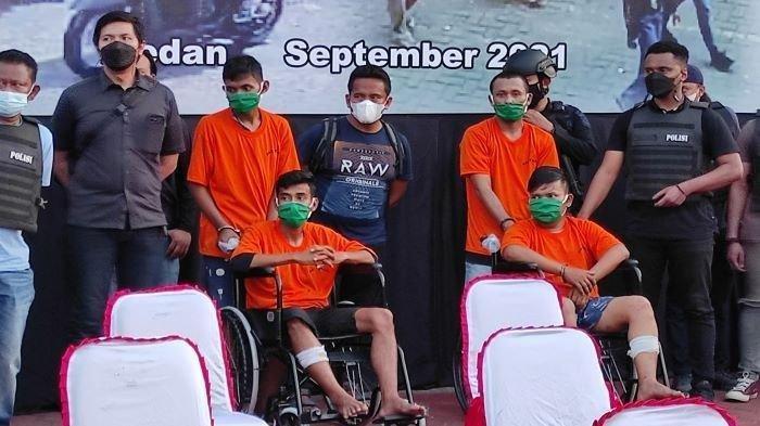 Dijanjikan Uang Rp 100 Juta seusai Rampok Toko Emas, 4 Pria Diringkus, sang Dalang Ditembak Mati
