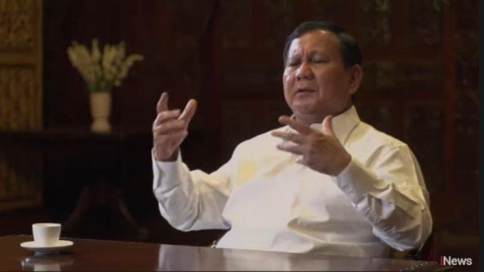 Terungkap Alasan Prabowo Subianto Lebih Banyak Diam sejak Jadi Menteri: Saya Enggak Boleh Cerita