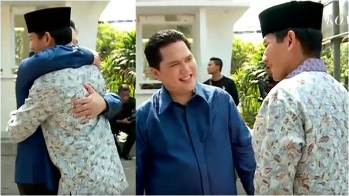 Faizal Assegaf Sebut Aksi Pelukan Erick Thohir dan Sandiaga Uno Lumpuhkan Ambisi Prabowo Subianto