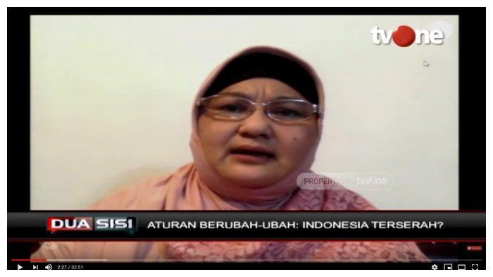Soal PSBB, dr Erlina Burhan Singgung Pihak yang Minta Segera Dilonggarkan: Terima Kasih Pak Ngabalin