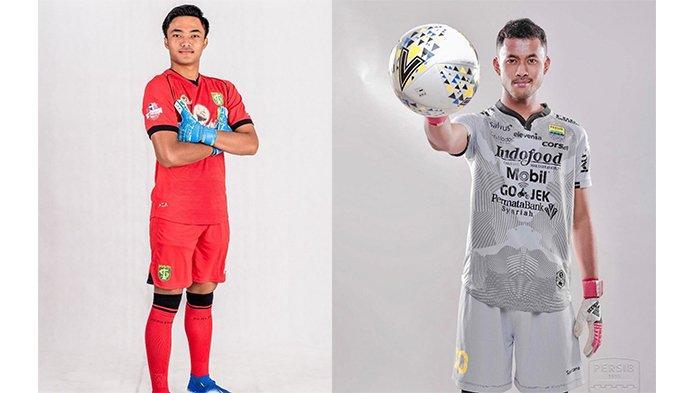Dua Kiper Muda Potensial Persib Bandung dan Persebaya Surabaya Berbeda Keadaan, Ini Statistiknya