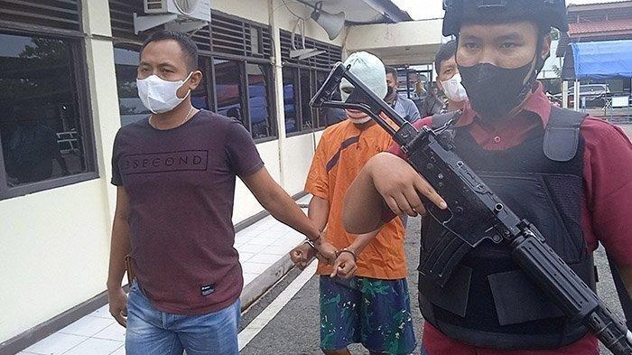 Pembunuhan Sadis di Inhu, Remaja 14 Tahun Dihabisi karena Berkata Tak Sopan, Pelaku Sempat Pura-pura
