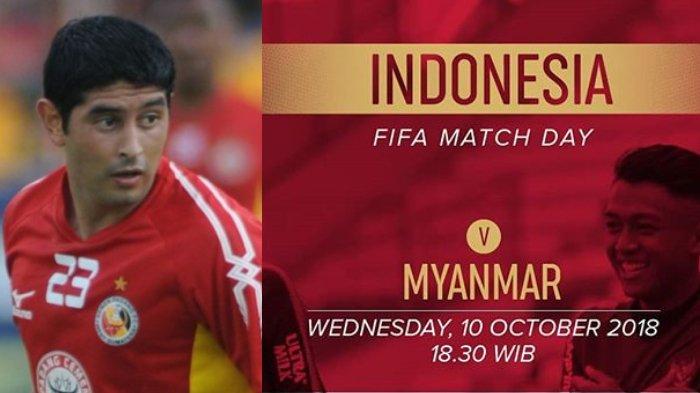 Indonesia Vs Myanmar Live di RCTI, Laga Persiapan Skuad Garuda untuk Piala AFF 2018