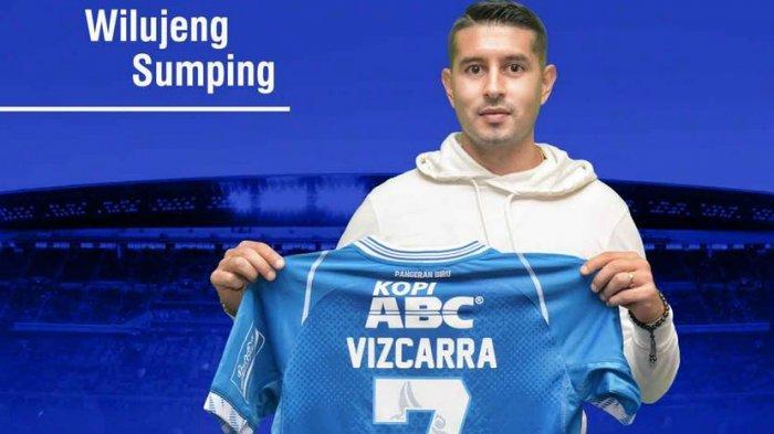 Alasan Esteban Vizcarra Tolak 10 Klub Demi Persib Bandung, Sebut Istri hingga Ungkit 8 Tahun Lalu