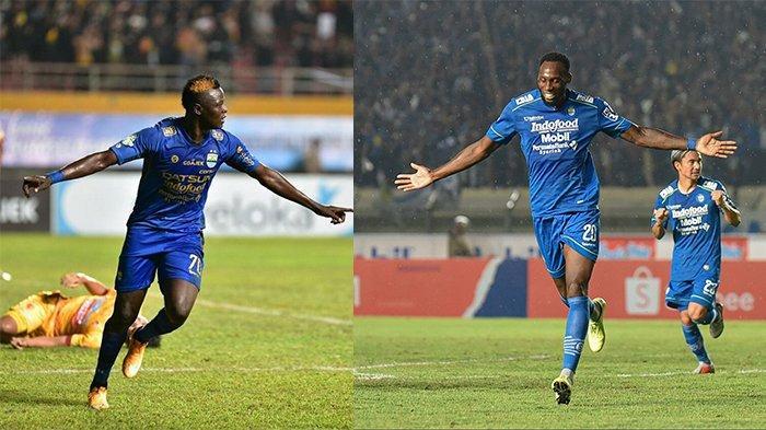 Punya Karakter Main Mirip dengan Mantan Pemain Persib Bandung, Castillion Bisa Catat Gol Lebih Baik?