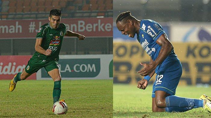 Duel Bek naturalisasi Senior dan Kapten Tim di Laga Persib Bandung vs PSS Sleman, Siapa Lebih Kokoh?