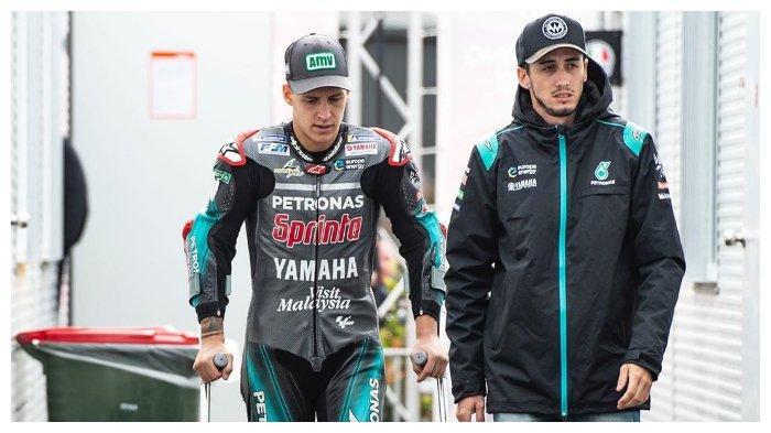 Pilih Tak Lanjutkan Balap Setelah 2 Kali Crash di MotoGP 2019 Australia, Ini Alasan Fabio Quartararo