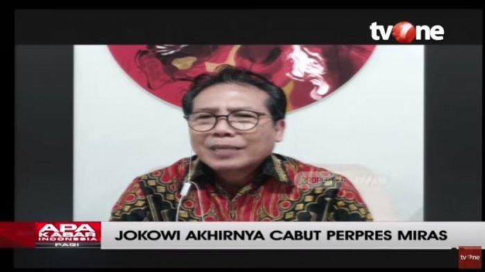 Juru bicara Presiden RI, Fadjroel Rachman menceritakan bagaimana Presiden RI Joko Widodo (Jokowi) sebelum mencabut lampiran Perpres soal investasi miras, Jokowi ternyata sempat dihubungi langsung oleh sejumlah tokoh agama.