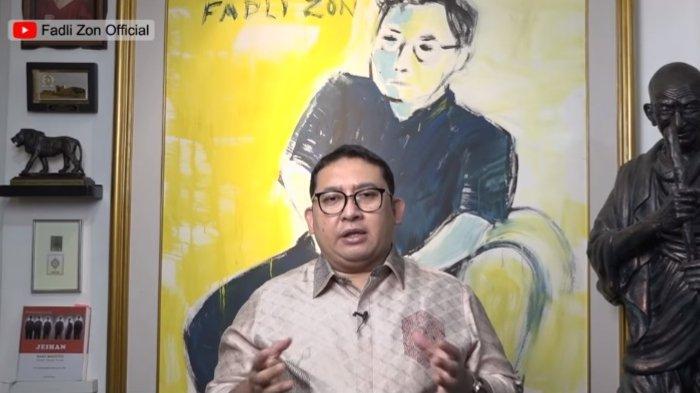 Sebut Jokowi, Fadli Zon Tanya Keberanian Qodari Gagas Presiden 3 Periode: Udah Nempel Untung Terus