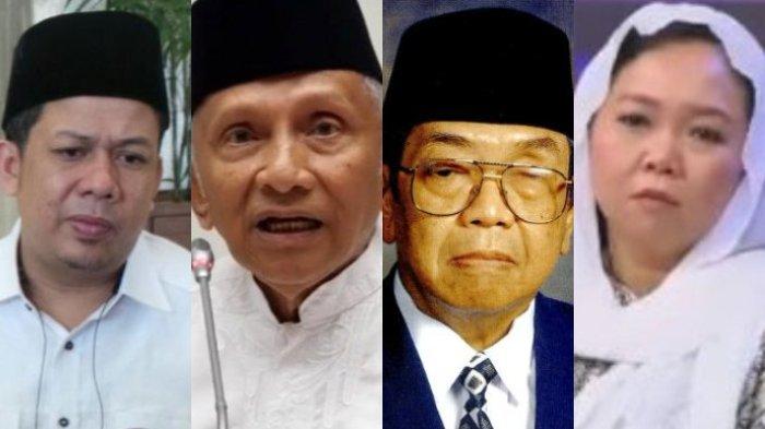 Fahri Hamzah Sebut Gus Dur Jadi Presiden Berkat AR, Alissa Wahid Beberkan Hal Sebaliknya