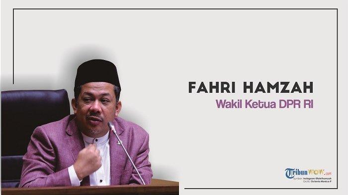 Fahri Hamzah Sebut Paslon Prabowo-Sandi Harus Berani Tantang Paslon Jokowi-Ma'ruf