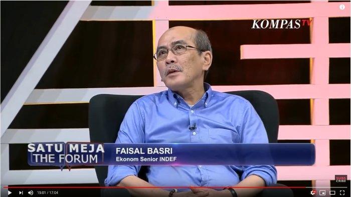 Faisal Basri Bongkar Curhat Dosen soal Rektor UI: Berdoa agar Jadi Menteri, Biar Cepet Keluar