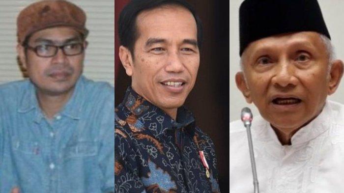 Faizal Assegaf Sebut Jokowi Tahu AR Korban Politik Rezim SBY dan Terjebak Arus Oposisi Brutal