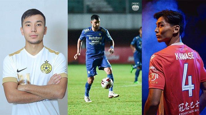Kabar Transfer Pemain Asing Liga 1 2021, Persib Bandung, Arema FC hingga Persebaya Surabaya