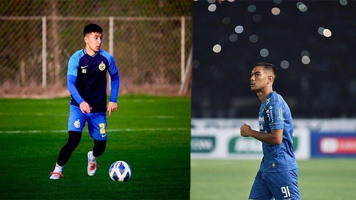 Jadi Tolak Ukur Persib Bandung, Lihat Statistik Omid Nazari dan Pemain Kyrgyzstan Farkhat Musabekov