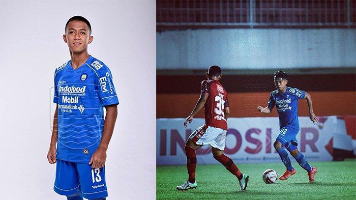 Febri Hariyadi pada postingan Instagram @febrihariyadi13 pada 29 Februari 2020 (kiri) dan 31 Maret 2021 (kanan). Winger andalan Maung Bandung absen di leg kedua final Piala Menpora 2021.