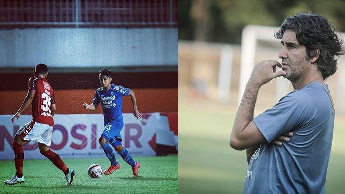 Pemain Persib Bandung yang Paling Diwaspadai Pelatih Bali United Terancam Dicadangkan, Siapa Dia?