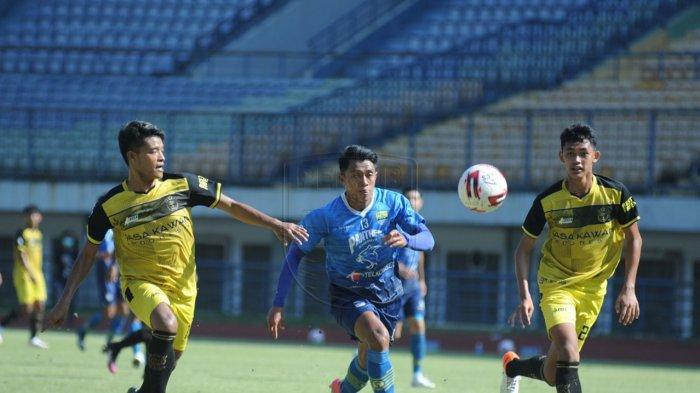 Persib Bandung Taklukan Karawang United, Ravil Shandyka Berhasil Cetak Hattrick saat Pertandingan