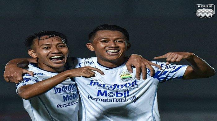 Susul Febri dan Beckham, Henhen Herdiana Akhirnya Debut untuk Persib Bandung di Liga 1 2021