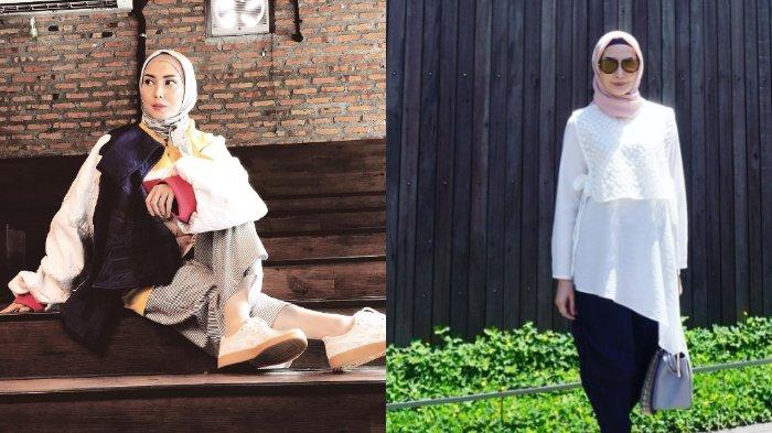 Tambah Adem, Inilah 6 Potret Penampilan Fenita Arie Dengan Hijab