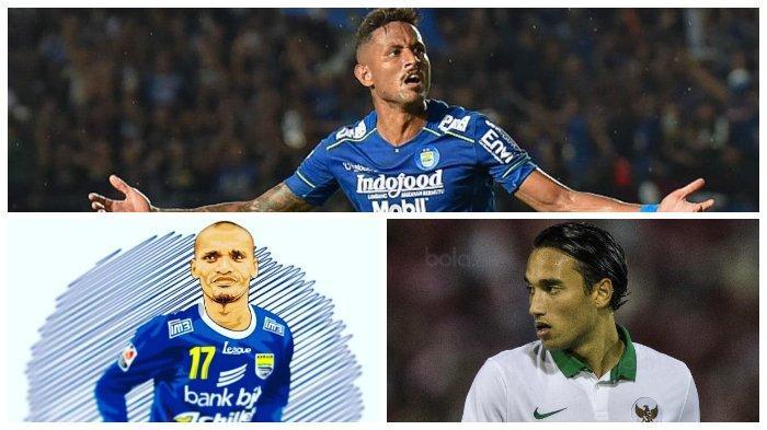 Lihat Ketajaman Lini Depan Persib Bandung, Kembalinya sang Top Skor Liga 1 2020 dan Pemain Timnas