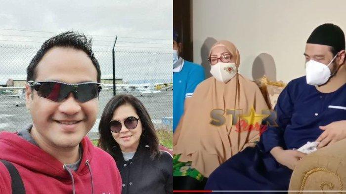 Ferry Irawan Sebut Tutupi Aib Rumah Tangga dengan Anggia Novita selama 13 Tahun: Allah yang Tahu