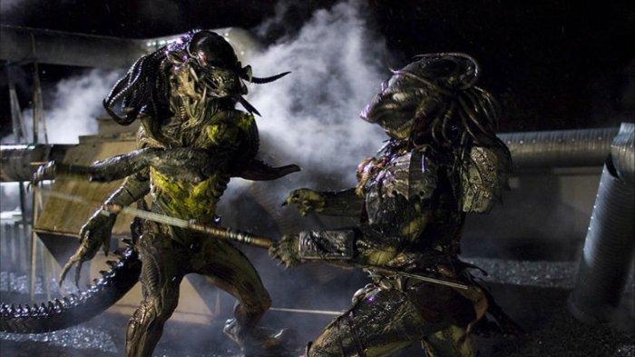 Sinopsis Film Alien Vs Predator Requiem Tayang Hari Ini Di Big Movies Gtv Tribun Wow