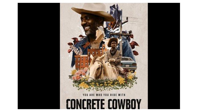 Sinopsis Film Concrete Cowboy, Kisahkan Perjuangan Penunggang Kuda Berkulit Hitam, Tayang di Netflix