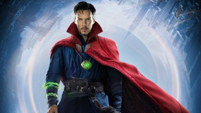 Sinopsis Film Avengers Doctor Strange Dibintangi Benedict Cumberbatch Tayang Di Big Movies Gtv