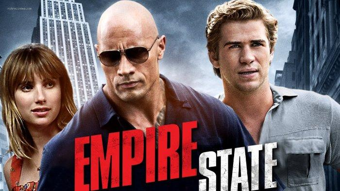 Film 'Empire State' akan ditayangkan di Bioskop TRANS TV edisi Kamis (3/10/2019) pukul 21.00 WIB.