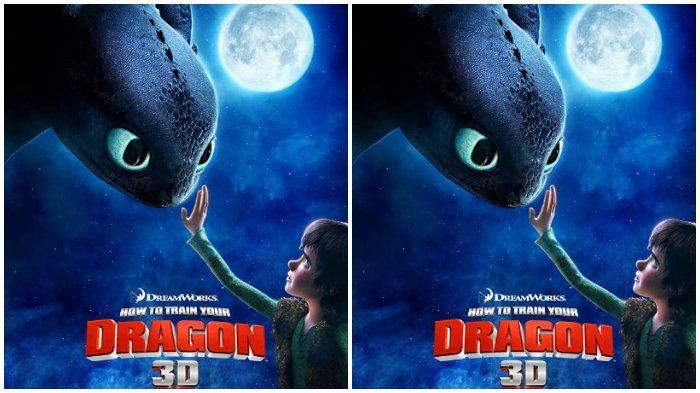 Sinopsis Film Animasi How To Train Your Dragon 2010 Tayang Di Netflix 16 September 2020 Tribun Wow