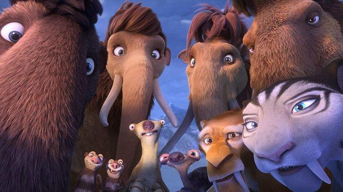 Sinopsis Film Animasi 'Ice Age: Collision Course', Tayang Sore Ini di Big Movies GTV Pukul 15.00 WIB