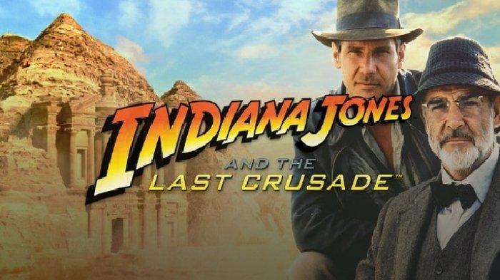 Sinopsis Film Indiana Jones and the Last Crusade, Tayang di Bioskop TRANS TV Hari Ini Jam 19.00 WIB