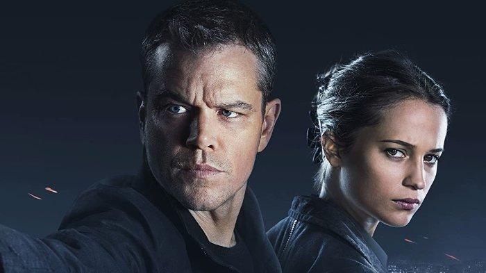 Sinopsis Film 'Jason Bourne' Dibintangi Matt Damon, Tayang di Big Movies GTV Pukul 22.00 WIB