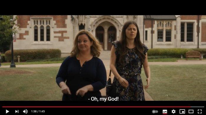 Sinopsis Film Life of the Party yang Dibintangi Melissa McCarthy, Saksikan Kelucuannya di Netflix