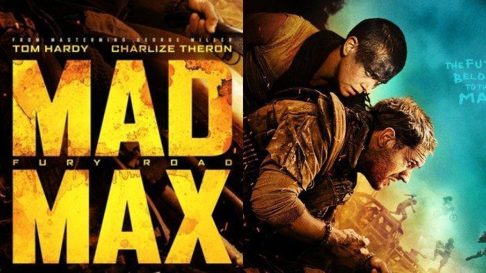Sinopsis Lengkap Film Mad Max Fury Road Tayang Hari Ini Di Bioskop Trans Tv Halaman All Tribun Wow