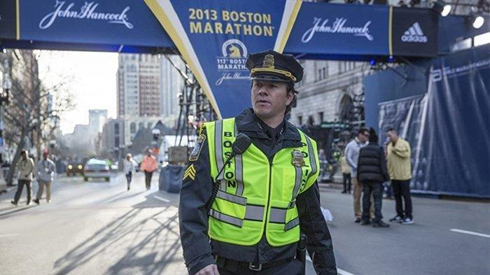 Sinopsis Film Patriots Day, Tragedi Pemboman di Acara Maraton Boston, di Bioskop TRANS TV Hari Ini