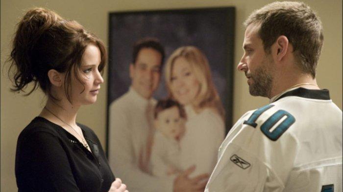 Film pemenang Oscar, Silver Linings Playbook, tayang di Netflix.