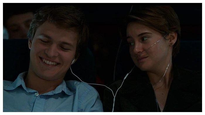 Sinopsi Film Netflix The Fault In Our Stars Kisah Cinta Mengharukan Dua Remaja Penderita Kanker Tribun Wow