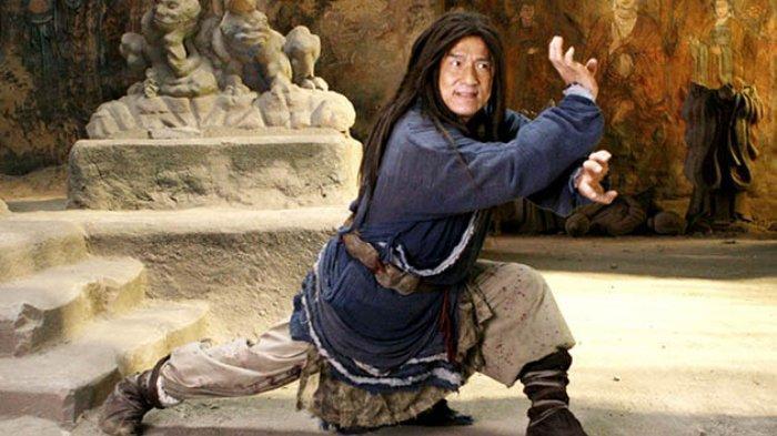 Sinopsis The Forbidden Kingdom, Aksi Bela Diri Jackie Chan, Tayang di Bioskop TRANS TV Hari Ini